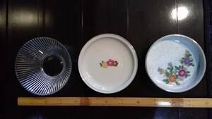 レトロ★サラダボール★皿★3点セットで★レトロ★煮しめどんぶり★花柄★Tポイント消化5のつく日★