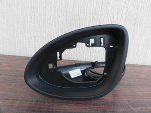 AE385 Porsche Cayenne door mirror cover left 958731527