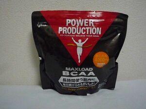 アミノ酸含有食品 マックスロード MAXLORAD BCAA パワープロダクション 栄養補助食品 ★ グリコ glico ◆ 1kg グレープフルーツ風味 サプリ