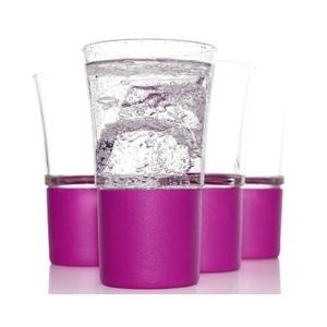 北欧ブランド eb 耐熱グラス ピンク 訳ありアウトレット