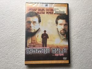 新品 未開封 DVD ポーランド映画 OSTATNIA MISJA