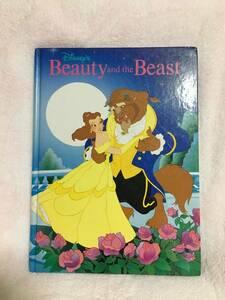 英語の絵本 美女と野獣 96ページ プリンセス・ベル ディズニー・クラッシックシリーズ Beauty and the Beast