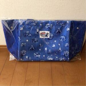 【非売品・新品】 ディズニー 35周年限定グッズ バケーションパッケージ オリジナル トートバッグ バッグ ランド シー リゾートミラコスタ