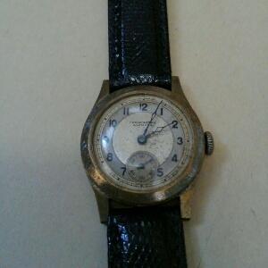 ALPROSA 手巻き メンズ 腕時計 レア
