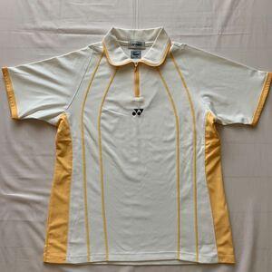 115m ●YONEX ヨネックス ベリークール 日本製 レディースL 白 テニス バトミントン トレーニングシャツ 半袖 ゆうパケット
