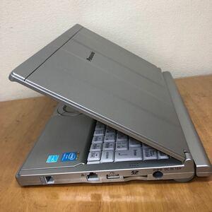 新品SSD 240GB/Win7/高性能//Panasonic Let's note CF-NX3/第四世代Core i5/Office2016/メモリ8GB/12.1インチ/無線LAN