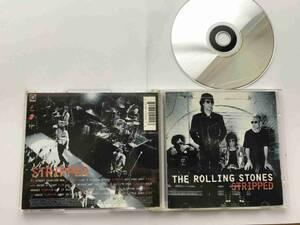 【送料無料】The Rolling Stones(ローリング・ストーンズ)『STRIPPED』CD + CD EXTRA【2枚】