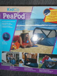 ★ピーポッドトラベルベッド(持ち運びに便利)ベビー用ベッド?★キャンプ・ピクニック・アウトドア・旅行・海