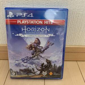 送料無料 新品未開封 PS4 Horizon Zero Dawn コンプリートエディション ホライゾン ゼロ ドーン