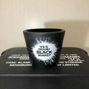 新品未使用 YES GOOD BLACK MARKET プラスチック 鉢 インビジブルインク パキポディウム 塊根植物 invisible ink コピアポア