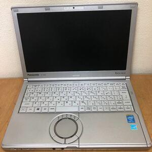 新品SSD 240GB/Win7/高性能//Panasonic Let's note CF-NX3/第四世代Core i5/Office2016/メモリ4GB/12.1インチ/無線LAN