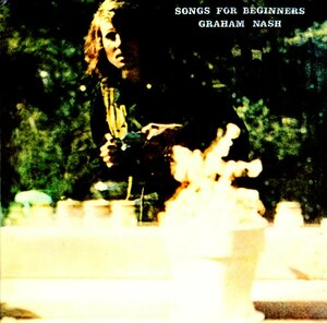 LP☆グラハム・ナッシュ / Graham Nash / ソングス・フォー・ビギナーズ / Songs For Beginners / P-8111A