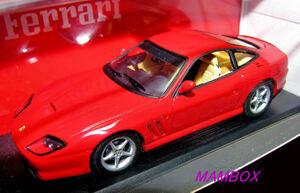 【フリマ】PM☆1/43 フェラーリ Ferrari 550 マラネロ レッド