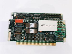 YZ299★★NEC PC-9801VX 対応 固定ディスクインターフェイスボード 上段+下段 G9YLM 1/2 及び 2/2