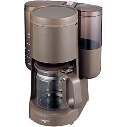 【大幅値下げ/最終処分】新品★IZUMI イズミ Coffee Maker コーヒーメーカー 浄水機能付き★茶色 ブラウン IC3710★容量5杯 紙フィルター
