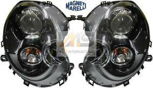 【M's】R55 R56 R57 R58 R59 BMW ミニ (2006y-2013y) 純正OEM品 カムデン仕様 キセノン ヘッドライト 左右 6312-7269-991 6312-7269-992