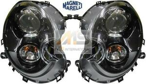【M's】BMW ミニ R55 R56 R57 R58 R59 (2006y-2013y) カムデン仕様 キセノンライト 左右 純正OEM品 MINI 6312-7269-991 6312-7269-992