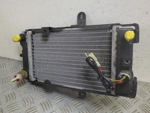 マジェスティ125 5CA ラジエター