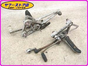 ☆即決あり☆ 純正 左右 メインステップ ブレーキペダル シフトペダル セット チェンジペダル GF250 GJ71C