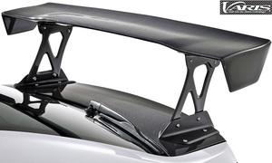 【M's】SUBARU WRX STI/S4 D型 (VAB/VAG) VARIS ARISING-I GTウイング ユーロエディション1430//CARBON カーボン バリス エアロ ウイング