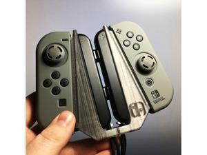 Nintendo Switch Joy-Con グリップ ジョイコン コントローラー ホルダー 任天堂 スイッチ ニンテンドウ 3Dプリント