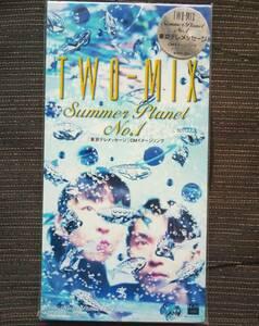 Two-Mix - Summer Planet No.1 シングル  【8cm CD】