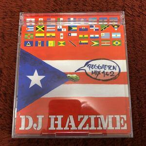 DJ hazime ハジメ reggaeton mix 1&2 レゲトン