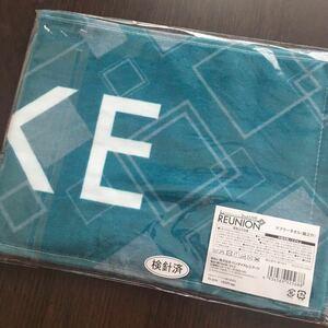 十龍之介 アイナナ ナナライ アイドリッシュセブン 2nd LIVE 「REUNION」マフラータオル IDOLiSH7 龍之介