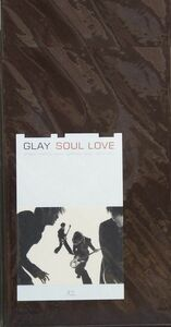 SOUL LOVE シングル GLAY グレイ 形式: シングルCD 激安 音楽ファイル 中古CD ヒット曲多数☆ 大人気 アイ