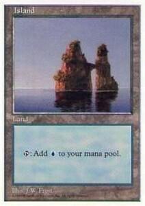 017434-002 第5版/5E/5ED/5TH 基本土地 島/Island(1) 英1枚