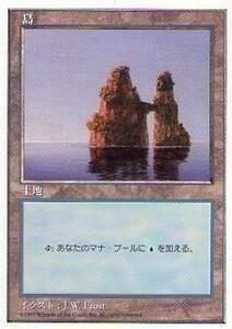 017434-008 第5版/5E/5ED/5TH 基本土地 島/Island(1) 日1枚