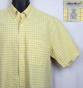 《郵送無料》■Ijinko★エディー・バウアー Eddie Bauer ★ XS/XP サイズ半袖シャツ