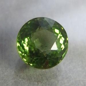 グリーンアパタイト(Green Apatite) (1.486ct)