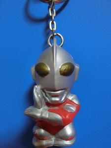 ウルトラマン:ソフビキーホルダー/初代ウルトラマン