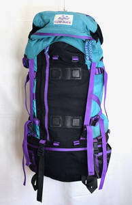 GREGORY 紫タグ Back Pack ヴィンテージバックパック MADE IN USA