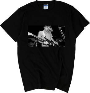 カートコバーン Nirvana ニルヴァーナ ニルバーナ ロック バンド Tシャツ ライブ 各 サイズあり 洋楽 レジェンド 送料無料