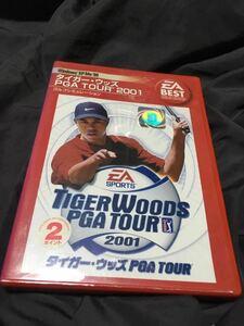 win タイガーウッズ PGAツアー 2001 即売み
