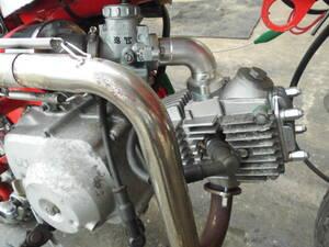愛知 カブC50 4速 12V シフトアップ88CC ボアアップエンジン Z50Aにピッタリ