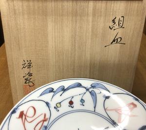 皿揃 組皿 雪月花 小野祥瓷   654