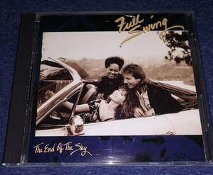 ☆☆ CD フル・スウィング/ジ・エンド・オブ・ザ・スカイ  Full Swing/The End Of The Sky  29B2-85 ☆☆
