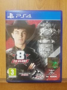 PS4 8 to Glory ロデオ ブル・ライディング 欧州版 海外