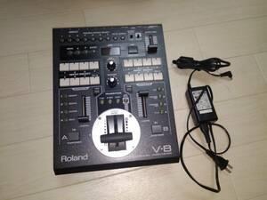 Roland EDIROL V-8 ビデオミキサー ローランド EDR V-4 HD VJ クラブ イベント 映像 編集