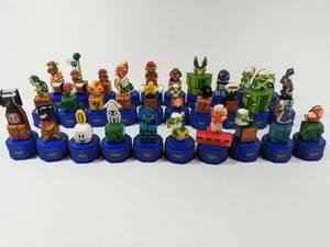 ペプシ マリオブラザーズ ボトルキャップ 30種類フルコンプリート 任天堂 中古美品