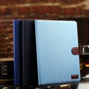 ipad mini5 ケース iPad mini(第5世代) 7.9インチ ケース 手帳型 スリープ機能付きカード収納 デニム ジーンズ型