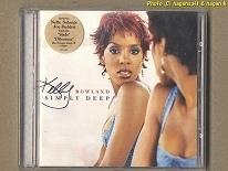 ★即決★ KELLY ROWLAND (ケリー・ローランド) / SIMPLY DEEP --2002年発表ファーストソロアルバム
