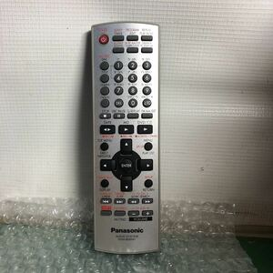 Panasonic MD/DVDコンポ SA-PM900DVD用リモコン N2QAJB000097