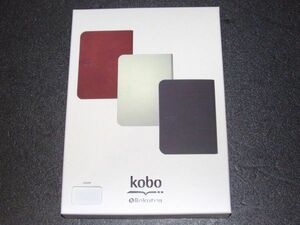 Rakuten Kobo Stylish Book Cover White 808348BL51-233F