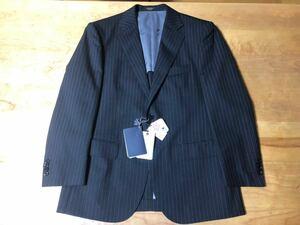 新品 サビルロウ Savile Row シングルスーツ AB3 イギリス高級生地 Britannia ブリタニア