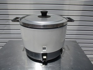 y0-2056 パロマ ガス炊飯器 3升炊き 都市ガス PR-6CSS 1997年製 中古 厨房