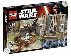 【未開封】LEGO レゴ スターウォーズ 75139 マッツ城の戦い